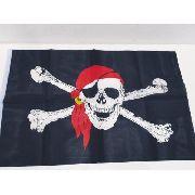 Bandeira Pirata Jolly Roger 60x40