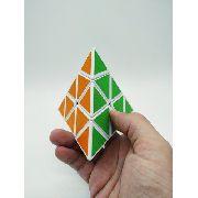 Cubo Mágico Piramide Magic Cube Profissional Interativo 6812