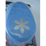 Furador Perfurador Flor 6 Petalas Corte 4cm