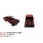 Carro Metal Opala Decoração Carrinho Vermelho Vintage