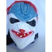 Mascara Fantasma Branco Festa Fantasia White Ghost 3d