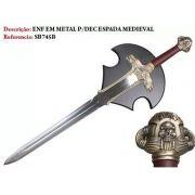 Espada Aço Conan O Barbaro Atlantean 98cm