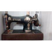 Cofre Resina Maquina De Costura Miniatura Vintage Retro