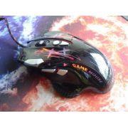 Mouse Gamer 2400 Dpi 8 Botões Led Jogos Precisão Usb