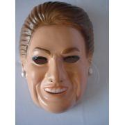 Mascara Dilma Presidente 3d Festa Fantasia 2014