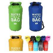 Bolsa Saco Estanque 10 Litros Impermeável A Prova D'agua
