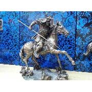 Samurai Japonês By Veronese Desing Cavalo E Lança