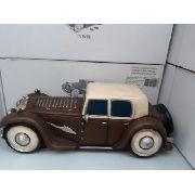 Cofre Resina Carro Calhambeque Vintage Retro