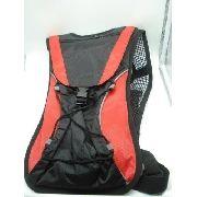 Mochila Hidratação Térmica Bolsa Água 2 Litros Bike Vermelha