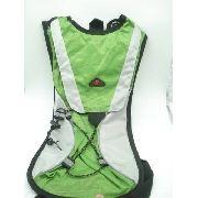 Mochila Hidratação Térmica Bolsa Água 2 Litros Bike Verde