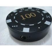 Isqueiro Ficha De Poker Ideal Para Coleção Frete R$ 8,00