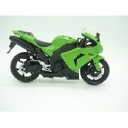 Miniatura Moto Kawasaki Zx-10r Escala 1/12 Maisto'