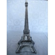 Cofre Torre Eiffel Vintage Cofrinho Moedas