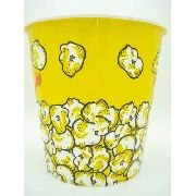 Balde Pipoca Medio 18x19cm Pop Corn Pvc Bowl Jc0026