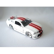 Carrinho Metal Ford Mustang Gt 2006 Muscle Car Big Time