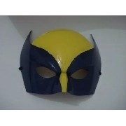 Kit Mascara E Garra Wolverine X-men Carnaval Festas Cosplay