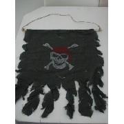 Bandeira Pirata Jolly Roger Vintage