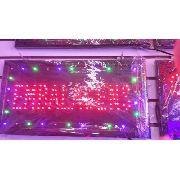 Letreiro Luminoso Placa De Led Embalagens