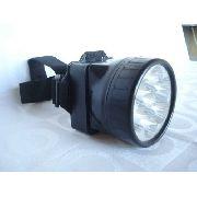 Lanterna De Cabeça De Led 3 X Aa