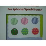 Botão Iniciar Adesivo Iphone Ipad Ipod