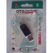 Adaptador Conversor Usb X Micro Usb Otg