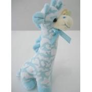 Chocalho Para Bebê Girafa De Pelucia