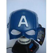 Mascara Capitão América Vingadores Ultron Festa Fantasia
