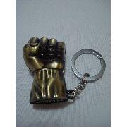 Chaveiro Hulk Os Vingadores Em Metal Punho
