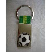 Chaveiro Brasil Bola 3d