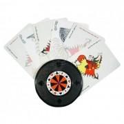 Suporte Cartas Baralho C/ 4 Segurador De Cartas Poker