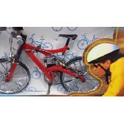 Miniatura Bicicleta Track Moutain Bike Mini