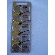 Bateria Maxcell Cr2016 Lithium 3v 5 Peças
