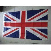 3 Peças Bandeira Grã Bretanha Brasil E Jamaica 1,5mx90cm