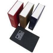 Cofre Em Forma Livro Dicionario Aço Joias Dinheiro Camuflado