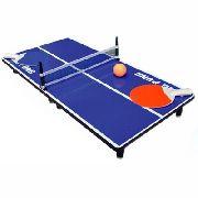Mini Mesa De Ping Pong Infantil Com Pés 80x40