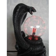 Globo De Plasma Cobra Serpente Naja Plasma Sphere Bola