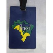 Etiqueta Identificação De Malas Brasil Bagagem Bolsas