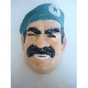 Mascara Saddam Hussein Festa Fantasia Haloween