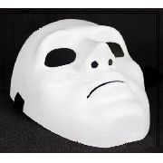 Conjunto 6 Peças Mascara Carnaval Haloween Festa