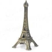 Torre Eiffel Miniatura 38cm Paris Champs De Mars