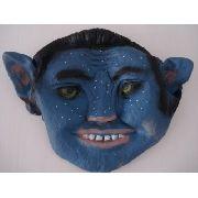 Mascara Avatar Festa Fantasia Haloween