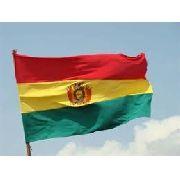 Bandeira Bolivia 1,5mx90cm Festas Decoração