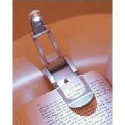 10 Peças Luminaria Led Com Clip Para Leitura Livro Revista