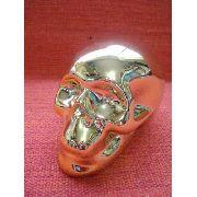 Cofre Cranio Caveira Espelhado