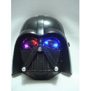 Mascara Darth Vader Fantasia Led Iluminada
