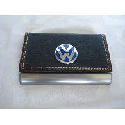 Porta Cartão De Visitas Volkswagen Inox