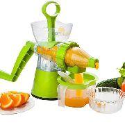 Juicer Centrifuga Espremedor Extrator Frutas Legumes Manual