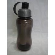 Garrafa Água Squeeze Refrigerada Plástica 600ml Academia