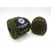 Bandagem Elástica 03 Metros Boxe/muay-thai Amarela Revanche