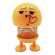- Boneco Emoji Enfeite Painel Carros De Mola Meme Zangado